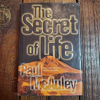 McAuley, Paul - THE SECRET LIFE