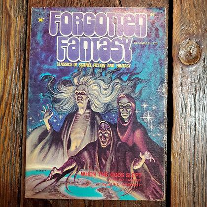 FORGOTTEN FANTASY : December 1970 Lord Dunsany