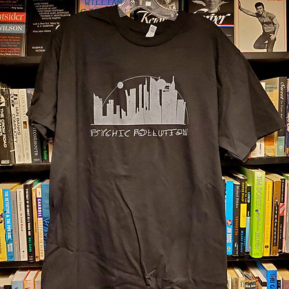 PSYCHIC POLLUTION - Size Large Shirt