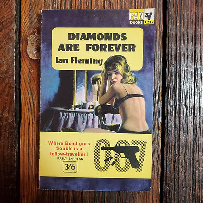 Fleming, Ian : DIAMONDS ARE FOREVER - Paperback