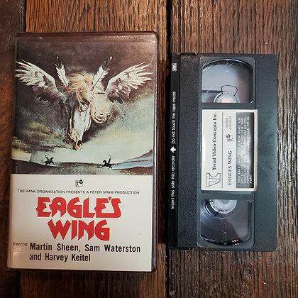 EAGLE'S WING - Big Box VHS