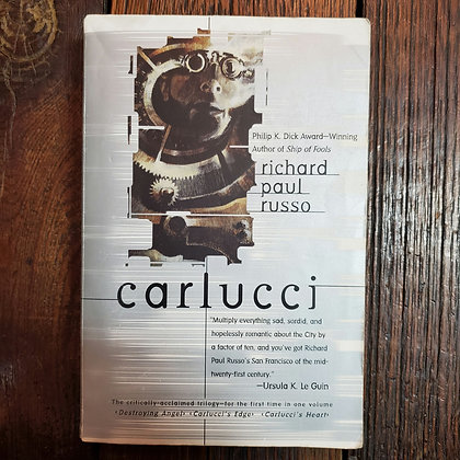 Russo, Richard Paul : CARLUCCI - Softcover Book