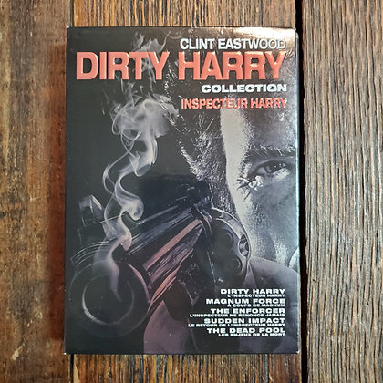 DIRTY HARRY COLLECTION (6 DVD Set)
