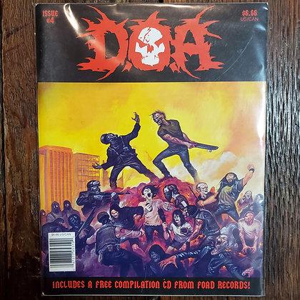 D.O.A Magazine #4