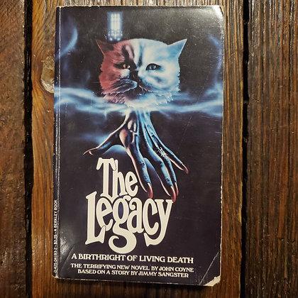 Coyne, John : THE LEGACY - Vintage Paperback