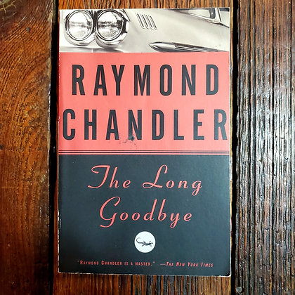 Chandler, Raymond : THE LONG GOODBYE - Softcover Book