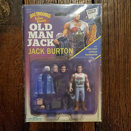 Big Trouble in Little China OLD MAN JACK #1 Comic Book