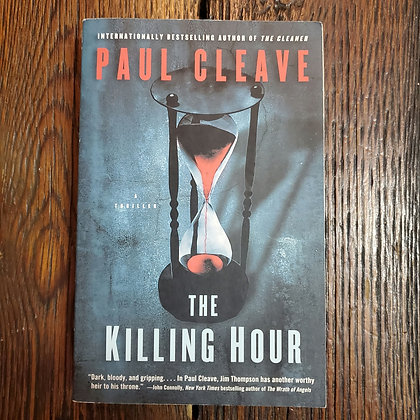 Cleave, Paul : THE KILLING HOUR - Softcover Book