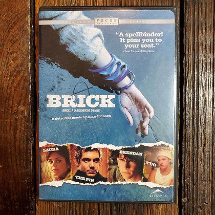 BRICK DVD
