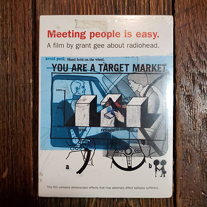 RADIOHEAD Meetinv People is Easy DVD