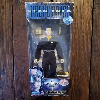 STAR TREK First Contact LT. Commander DATA 1996 Collector's Edition (In Box!!)