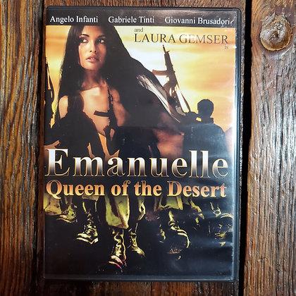 EMANUELLE Queen of the Desert - DVD