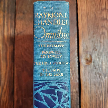 THE RAYMOND CHANDLER OMNIBUS - Hardcover 1964