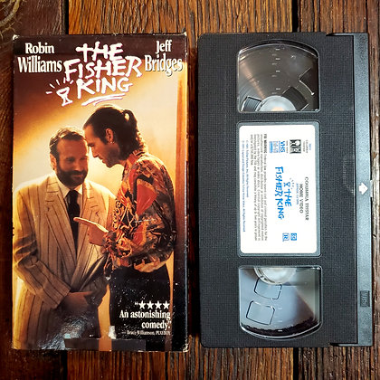 THE FISHER KING - VHS