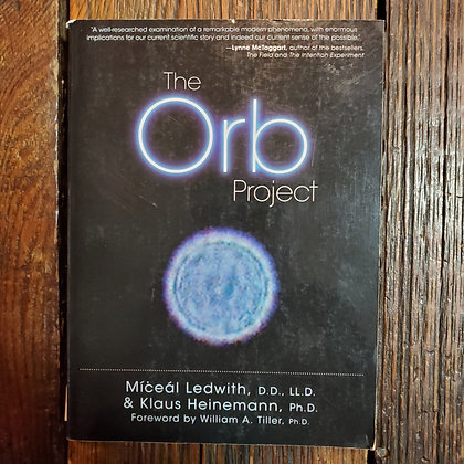 The Orb Project (Cheap Reader Copy)
