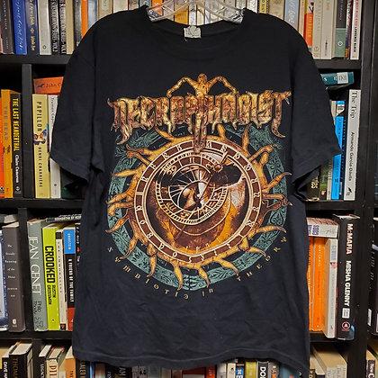 NECROPHAGIST - Double Sided Medium Shirt