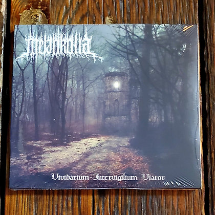 Melankolia:Vividarium Intervigilium Viator - CD [NEW! Hypnotic Dirge Records]
