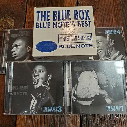 THE BLUE BOX Blue Note's Best - 4 CD Box Set