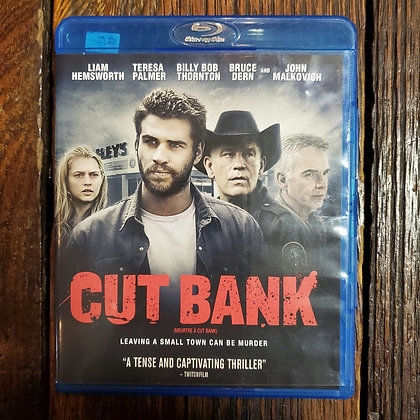 CUT BANK - Bluray