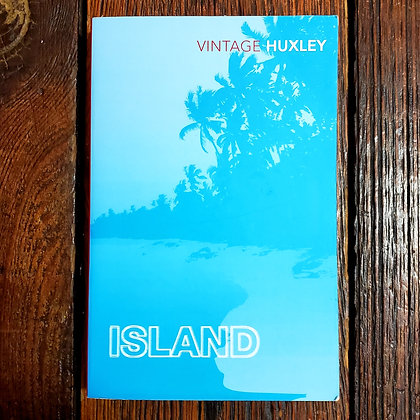 Huxley, Aldous : ISLAND - Softcover Book