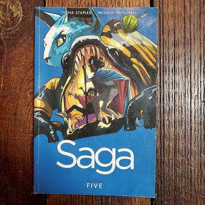 SAGA - Graphic Novel 5