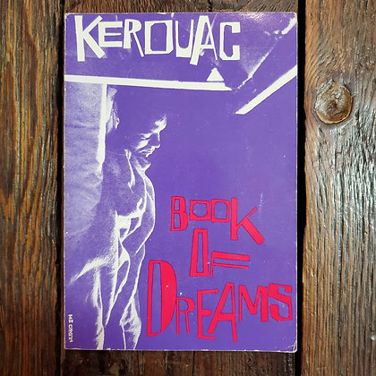 Kerouac, Jack : BOOK OF DREAMS - 1981 Softcover Book