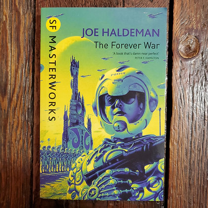 Haldemsn, Joe : THE FOREVER WAR - Softcover Book
