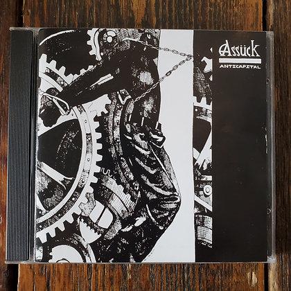 ASSÜCK : Anticapital / Blindspot /+3 - Rare CD (2006 Reissue)