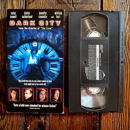 DARK CITY - VHS