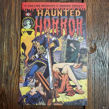 HAUNTED HORROR #11 (2014 Reprints)