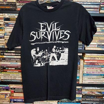 EVIL SURVIVES (Size Small Shirt)