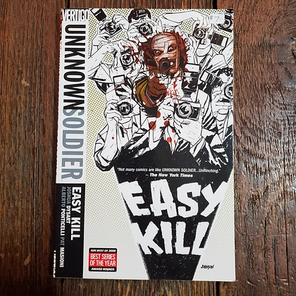 EASY KILL : Unknown Soldier - Graphic Novel