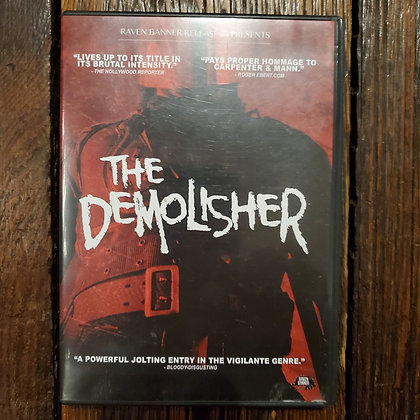 THE DEMOLISHER - DVD