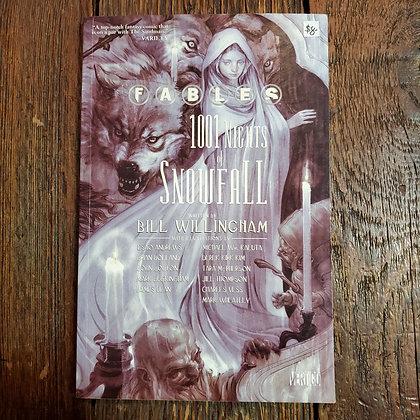 FABLES : 1001 Nights of Snowfall - Graphic Novel