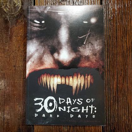 30 DAYS OF NIGHT : Dark Days - Graphic Novel #2