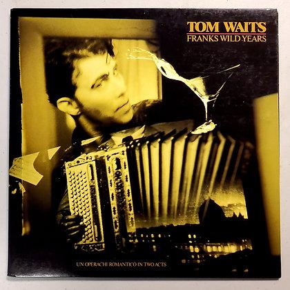 TOM WAITS : Frank's Wild Years - Vinyl LP