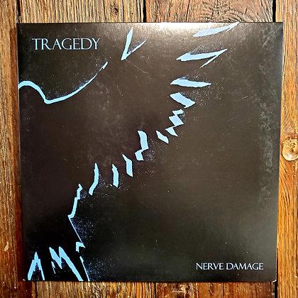 TRAGEDY : Nerve Damage - Vinyl LP