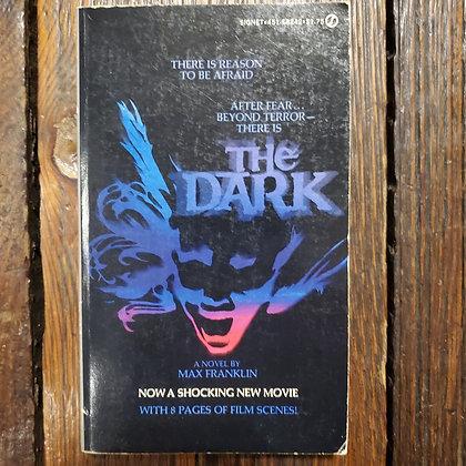 Franklin, Max : THE DARK - Vintage Paperback