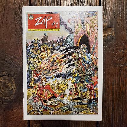 Rare ZAP #9 Comic
