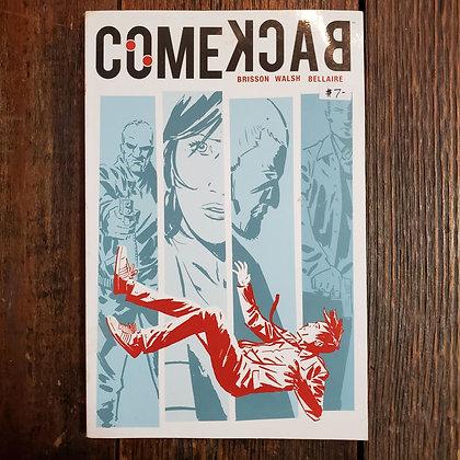 COMEBACK Graphic Novel
