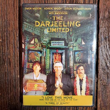 THE DARJEELING LIMITED DVD