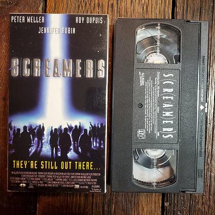 SCREAMERS - VHS