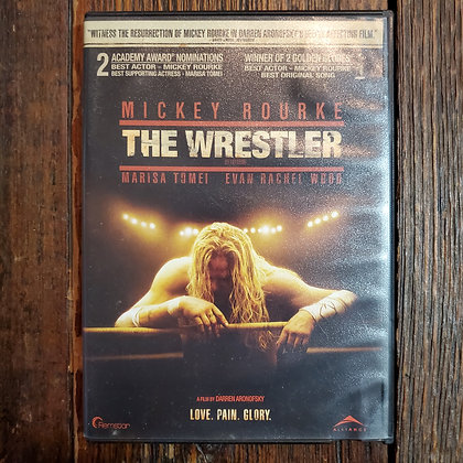 The Wrestler DVD