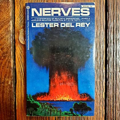 Rey, Lester Del : NERVES - Vintage Paperback