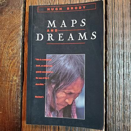 Brody, Hugh - MAP AND DREAMS