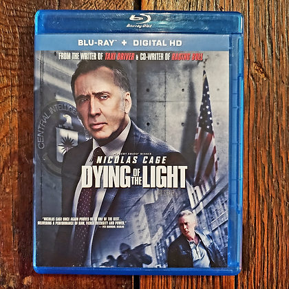 DYING OF THE LIGHT - Bluray
