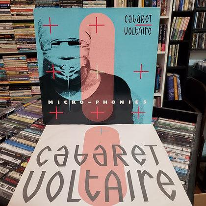 CABARET VOLTAIRE : Micro-Phonies - Vinyl LP