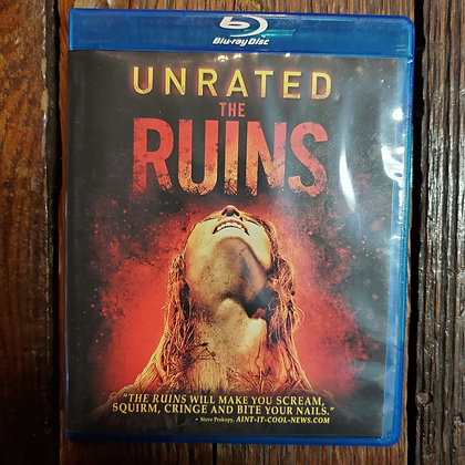 THE RUINS - UNRATED BLURAY