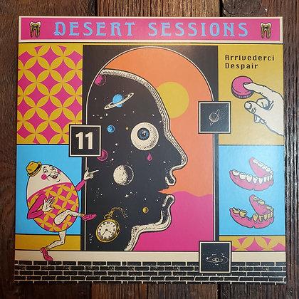 DESERT SESSIONS Vol. 11 & 12 - Vinyl LP