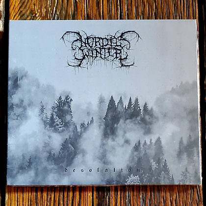 Nordicwinter:Desolation - CD [NEW! Hypnotic Dirge Records]